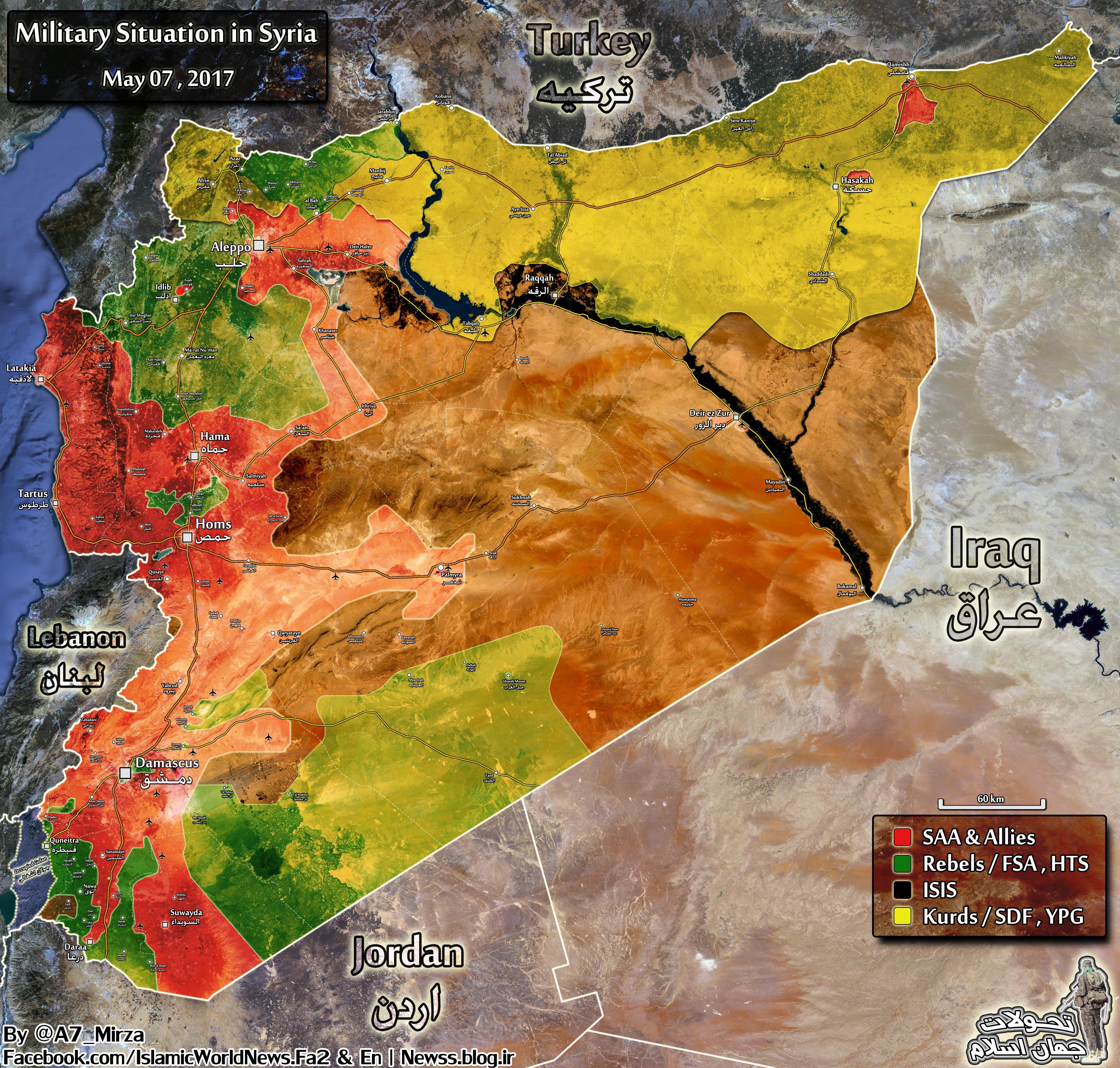 Kurdish Militias Call For No-Fly Zone At Syrian-Turkish Border