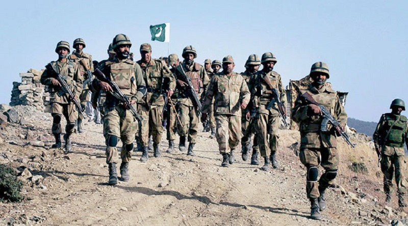 Pakistan Army Kills 50 Afghan Military Servicemen In Border Fight