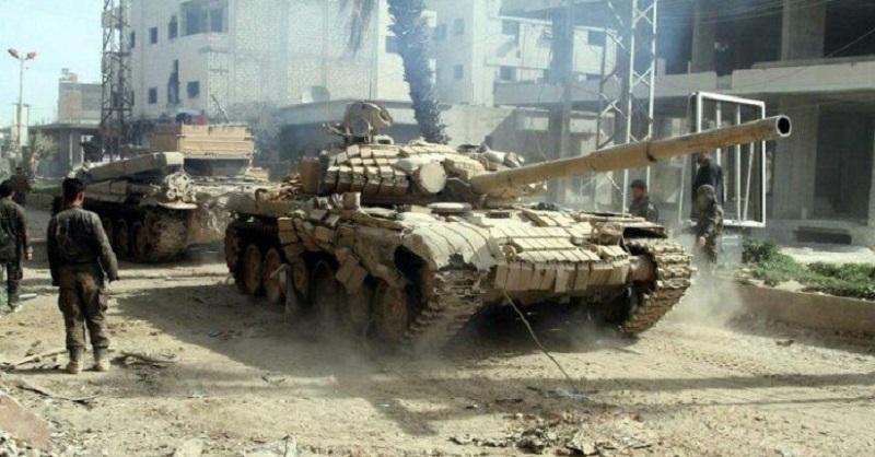 ISIS Fails To Overrun Republican Guard Defenses In Deir Ezzor