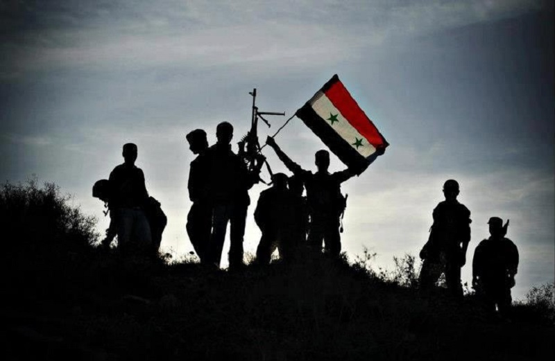 Syrian Army And Hezbollah Rapidly Gaining Ground In Eastern Homs. Govt Forces Prepare To Resume Advance In Eastern Aleppo