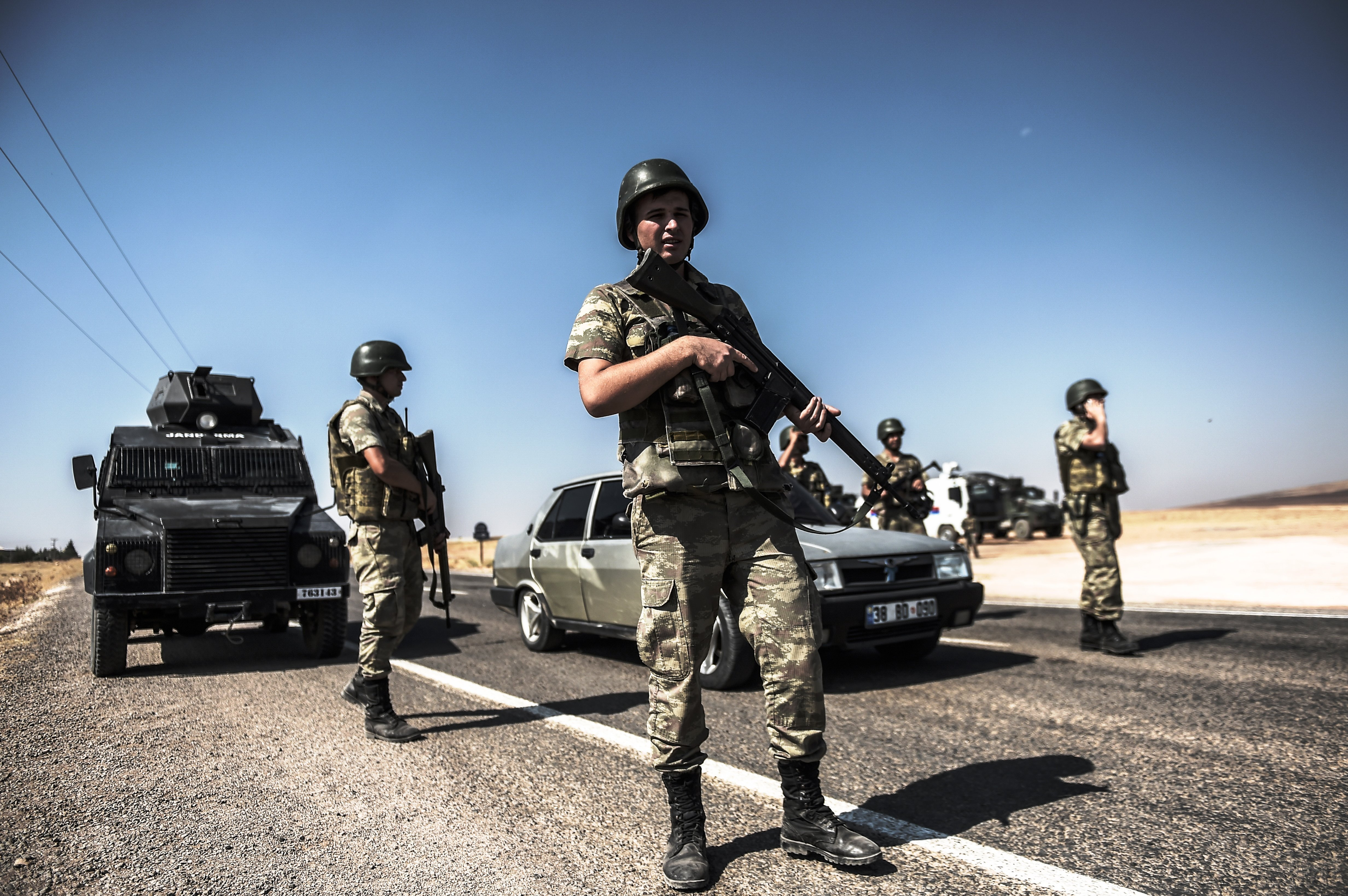 Turkish Military Discovered Large PKK Ammunition Depot In Sirnak Province