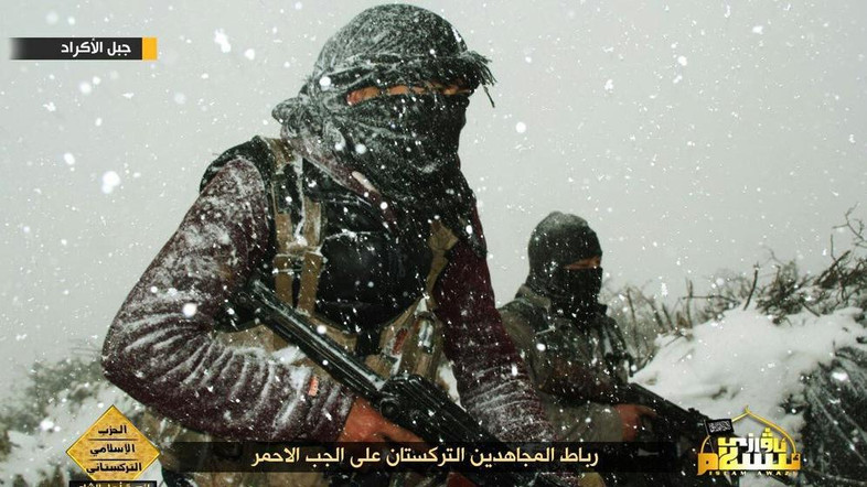 Up To 5,000 Chinese Uighurs Fighting In Militant Groups In Syria