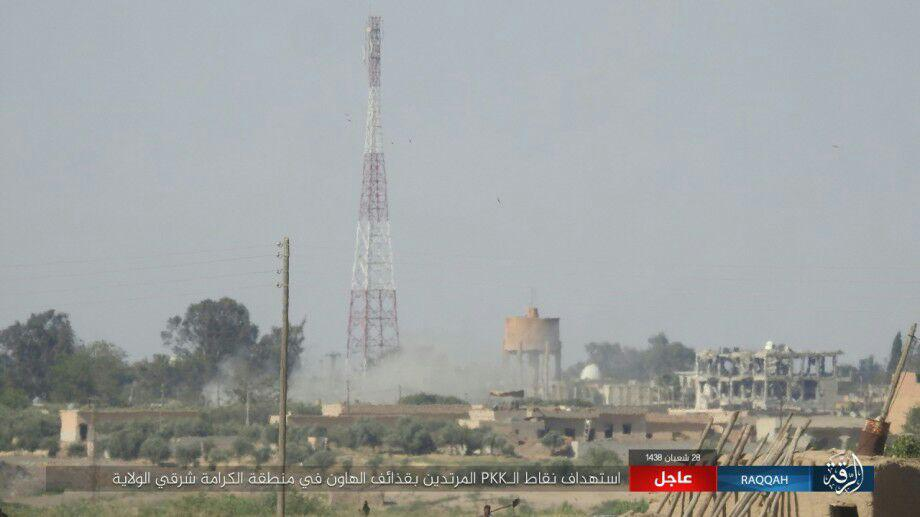US-backed Forces Few Meters Away From Baath Dam In Raqqa (Videos, Photos)