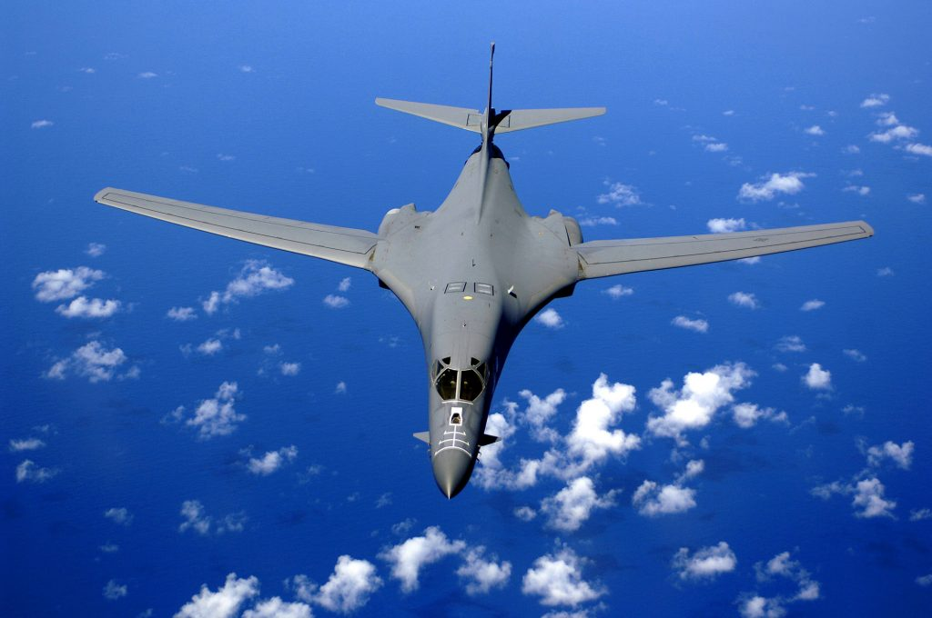South Korea Conducts Jount Drills With US B-1B Strategic Bomber. North Korea Threatens With Relatation
