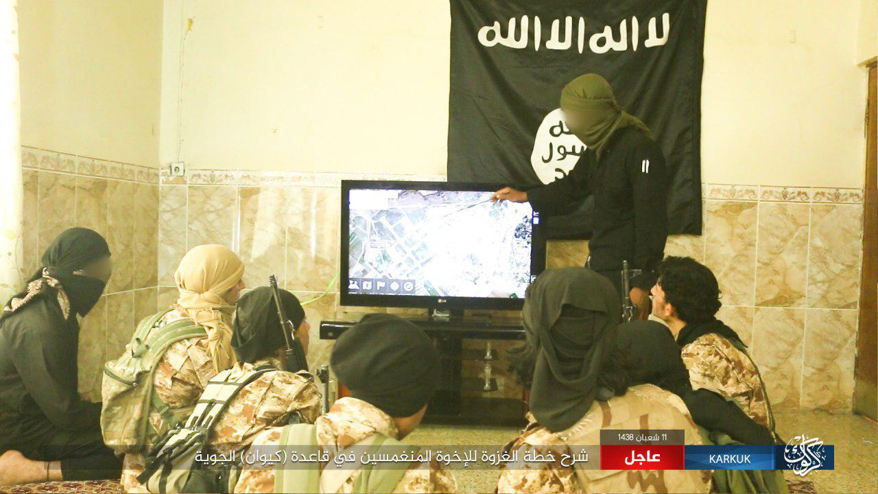 ISIS Attacked Joint Military Base Of US Military And Peshmerga In Iraq - Reports