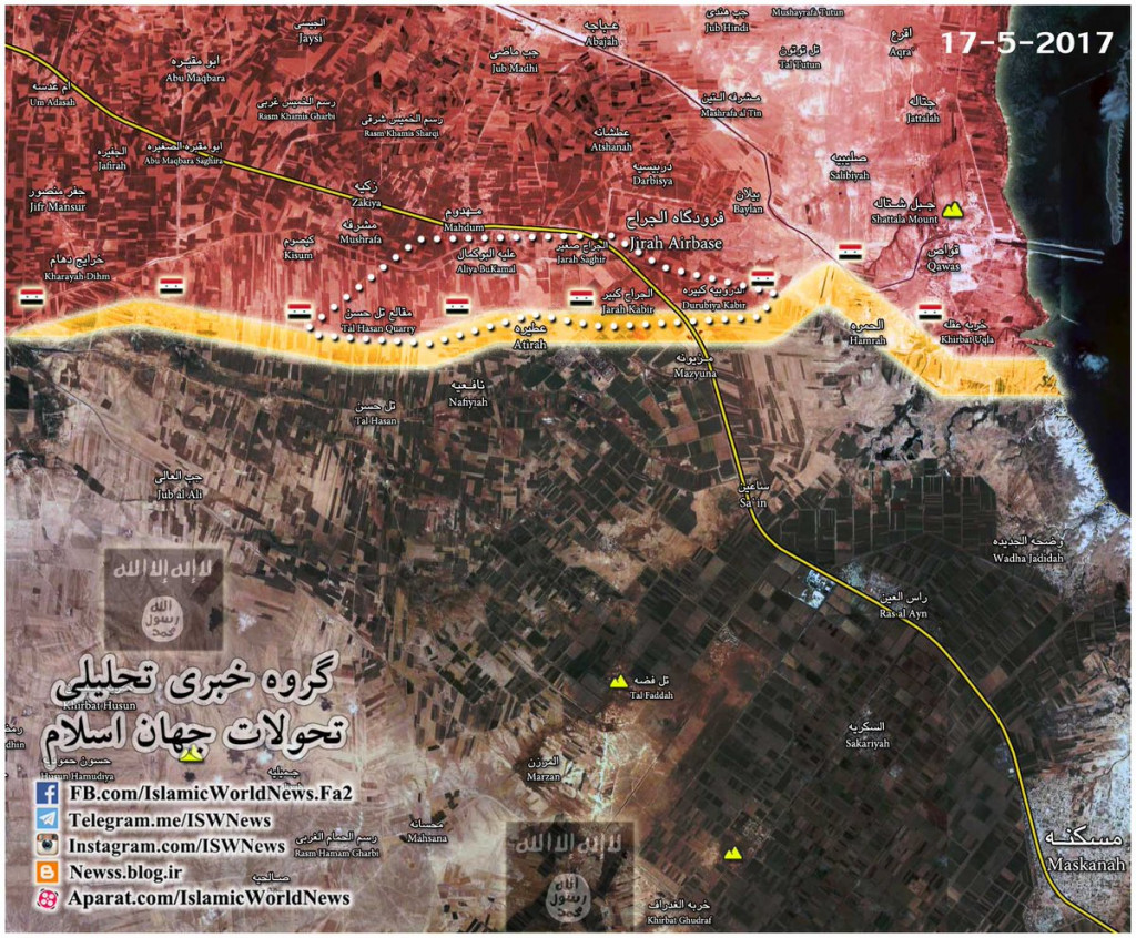 ISIS Defenses Collapse In Eastern Aleppo As Tiger Forces Liberate Large Area En Route To Maskanah