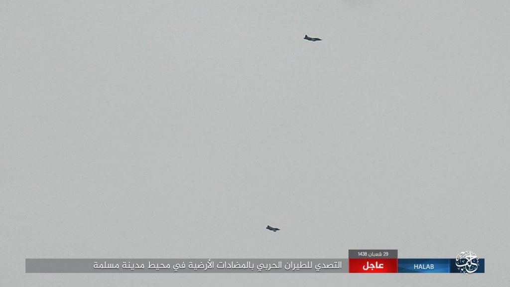 Tiger Forces Increase Pressure On ISIS Stronghold Of Maskana, Liberate Al-Sukariya