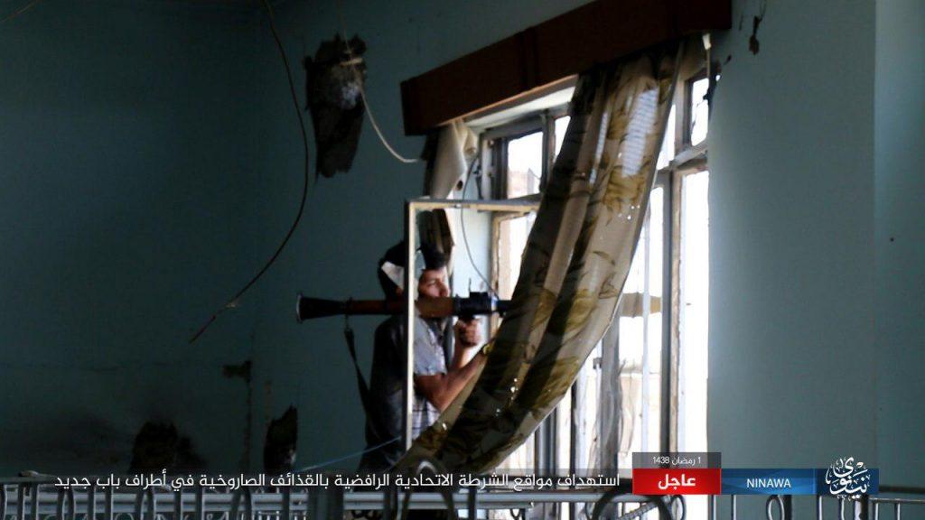 Iraqi PMU Liberated Al-Qahtaniya Town 36 Km From Border With Syria