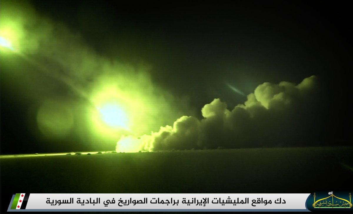 シリア騒乱と修羅の世界情勢米国主導の連合は、Al-TANFの町に近づくことがないシリア軍が警告リーフレットを削除します