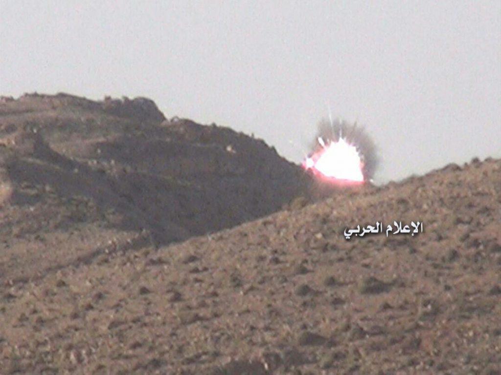Photos: Government Forces Crushing Al-Qaeda Terrorists In Western Qalamoun