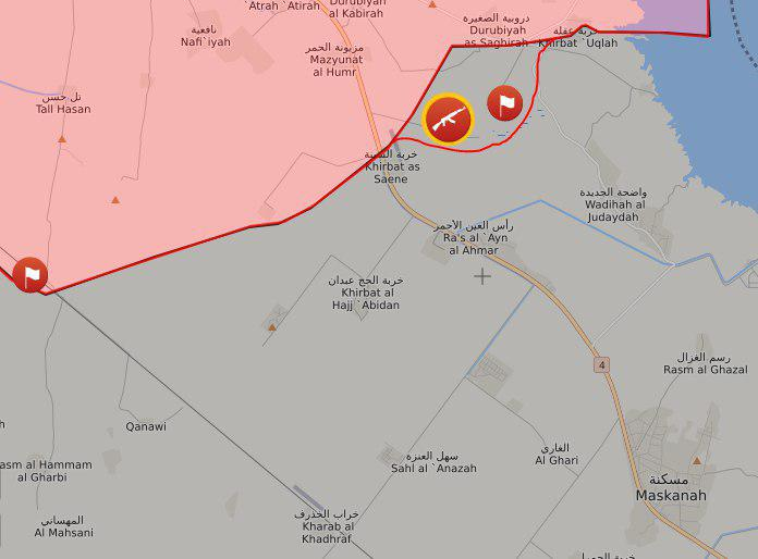 Tiger Forces Are In Just 9km From Strategic Town Of Maskanah