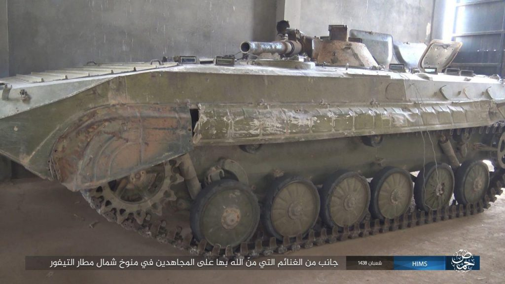 Syrian Army Captures Important Hills From ISIS In Eastern Homs Countryside (Video, Photos)