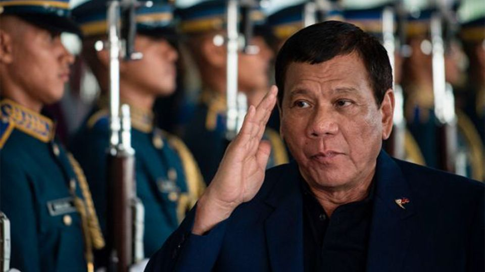 Philippines President Calls On Separatists, Maoists Militant Groups To Fight ISIS In Marawi
