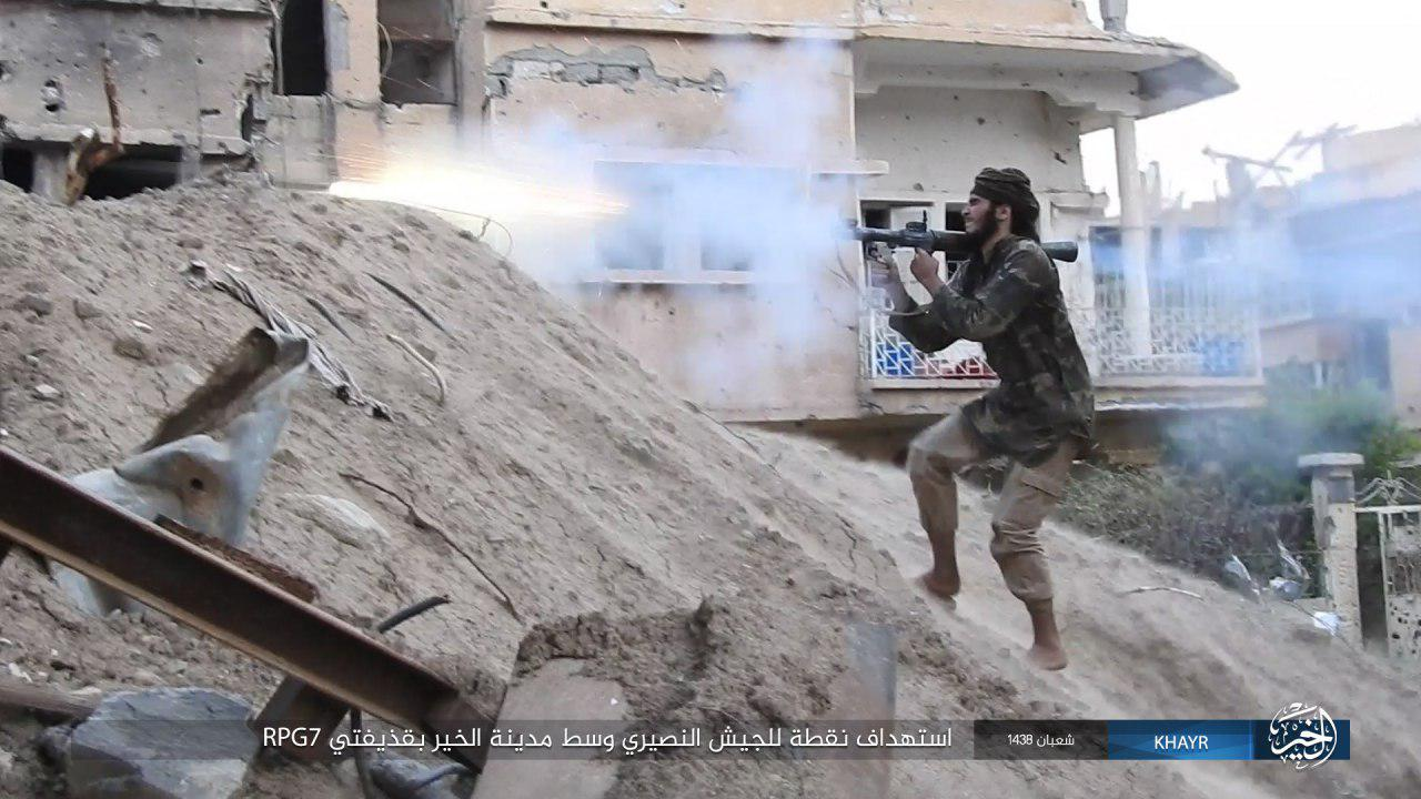 ISIS Deploys More Fighters To Deir Ezzor, Prepares For Fresh Offensive