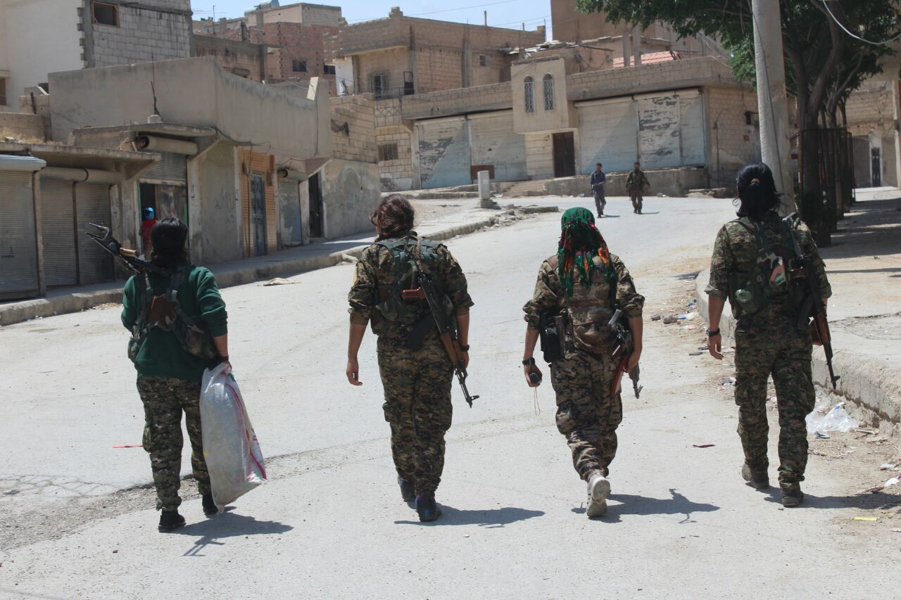 Syrian Democratic Forces Repel Another ISIS Attack In Raqqah Countryside, Advance In Tabqa