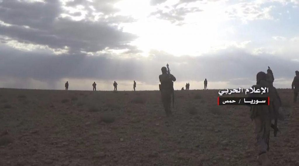 Video, Photos: Syrian Troops Crush ISIS Units In Southeastern Homs Countryside