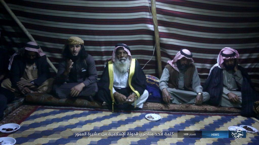 Syrian Army Captures Arak Gas Field Near Palmyra