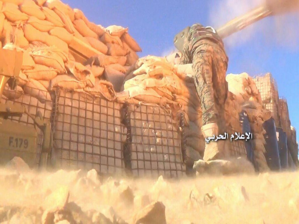 Photos: Government Forces Crushing Al-Qaeda Terrorists In Western Qalamoun