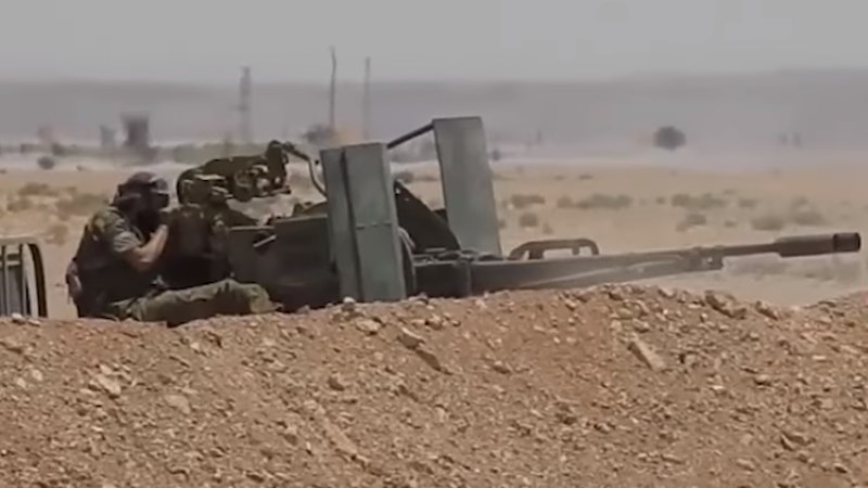 Syrian Military Declares Start Of Operation Grand Dawn, Aims To Capture Eastern Syrian Desert (Photos, Videos)