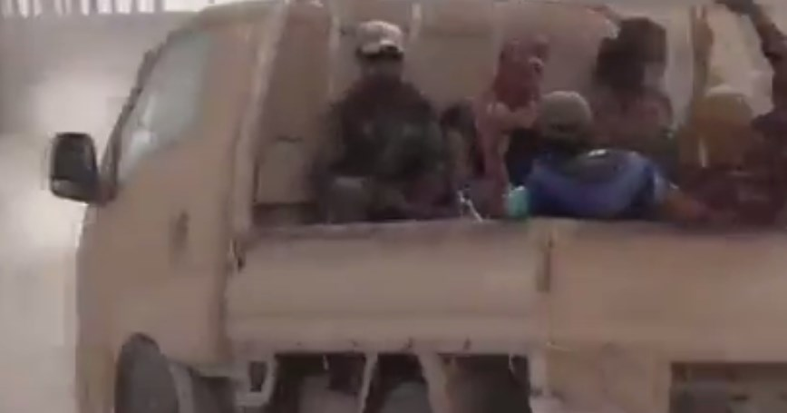 Syrian Democratic Forces Clash With ISIS In 17th Division Base (Video)