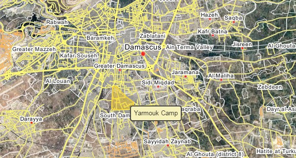 ISIS Prepares To Withdraw From Al-Yarmouk Camp Near Damascus