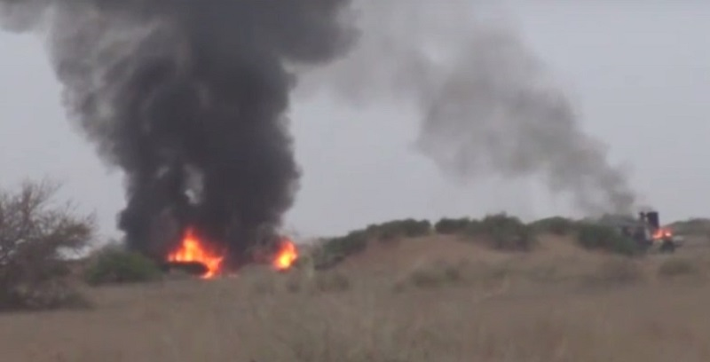 Video: Yemeni Forces Crushing Sudanese Troops Invaded Country Within Saudi-led Coalition