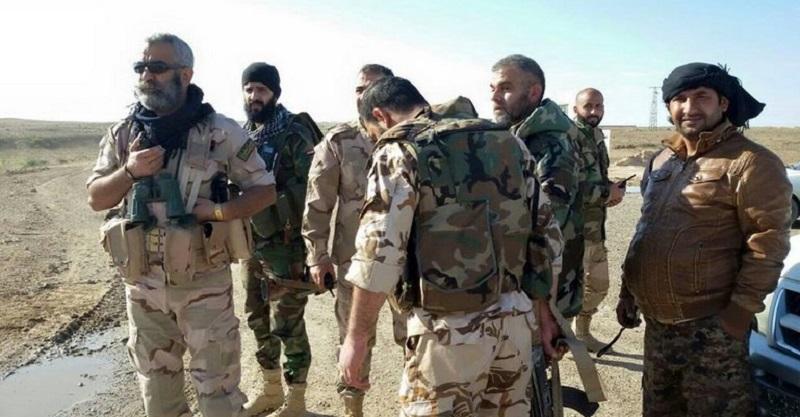 Syrian Army Destroyed ISIS Tunnel In Deir Ezzor
