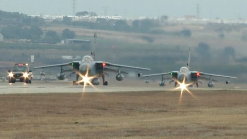 Germany To Search Ways To Redeploy Forces Stationed At Turkey's Incirlik Airbase To Other Places - Merkel