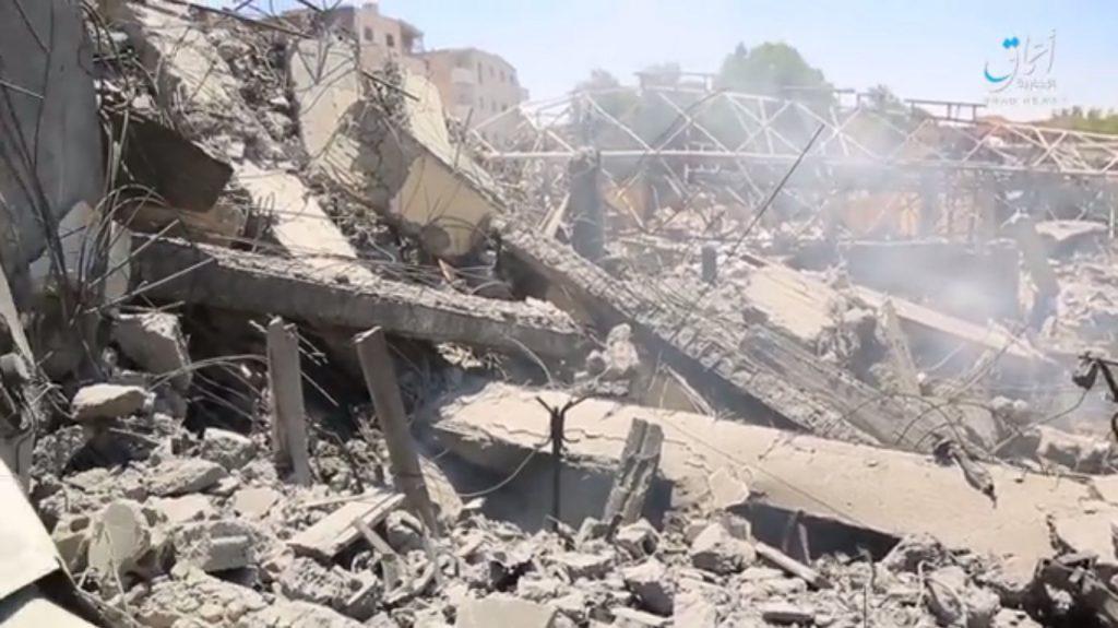 Syrian Democratic Forces Reached Estern Entrance Of Raqqa
