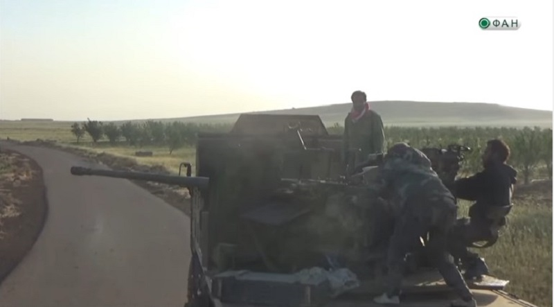Syrian Army Launched Operation Against US Proxies In Eastern Sweida (Video, Photos)