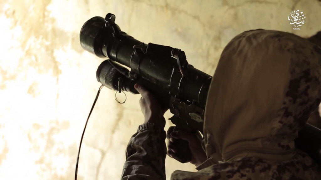 A Detailed Look At ISIS Weapons Production In Iraqi City Of Mosul - Many Photos