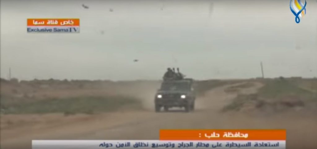 Tiger Forces Further Outflank Maskana, Clear Eastern Aleppo From ISIS Terrorists