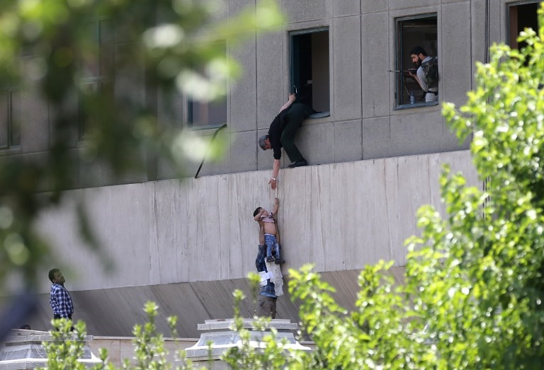 White House Blames Iranian Victims for ISIS Attack