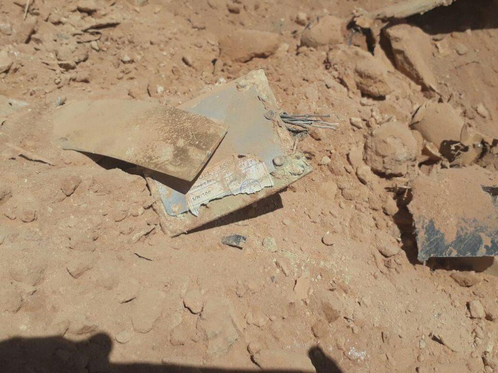 米国主導の連合は再び(写真)イランの戦闘ドローンを撃墜、シリア軍に空爆を行って