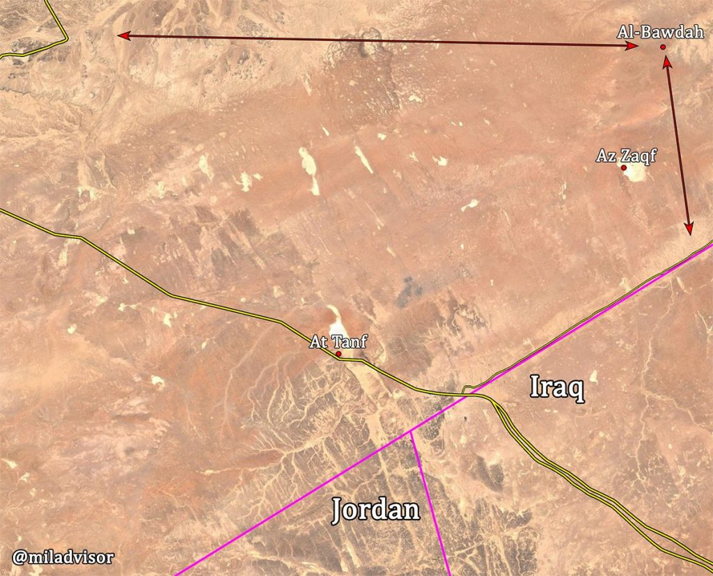 Russian Military: Syrian Government Forces Reached Border With Iraq. US-led Coalition Only Prevents Government Forces From Fighting ISIS