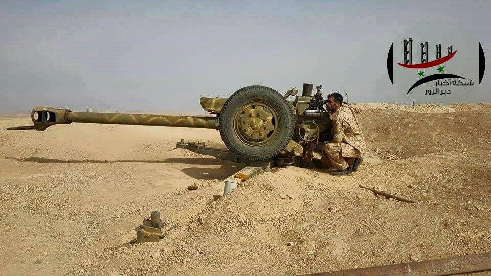 Syrian Army Recovers Several Positions In Deir Ezzor