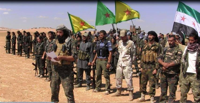 Jaysh al-Thuwar Claims That Turkey And Iran Work Jointly Against Kurds In Manbij Countryside