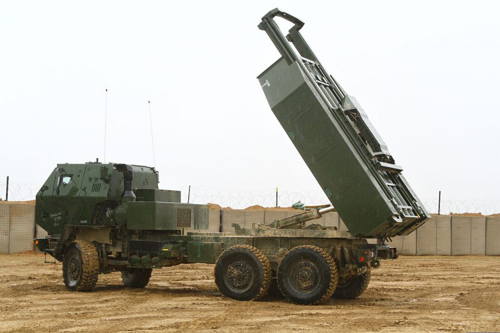 US Military Deployed Long-Range Rocket System To Strengthen Its Forces In At Tanf In Southen Syria - Reports