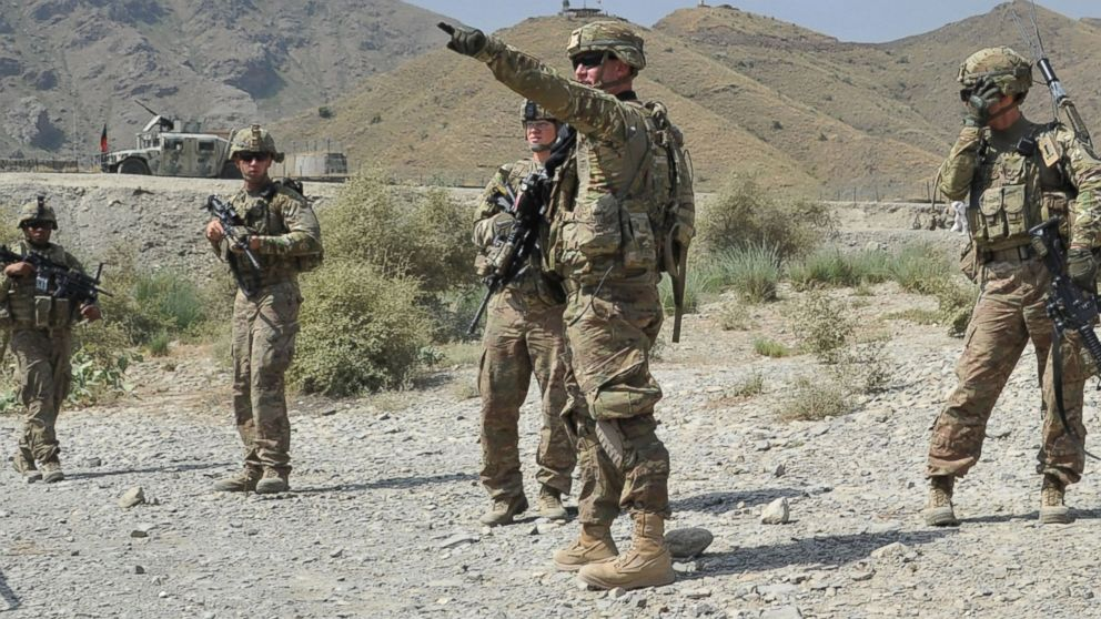 Trump Gives Pentagon Unilateral Authority To Set Afghan Troop Levels
