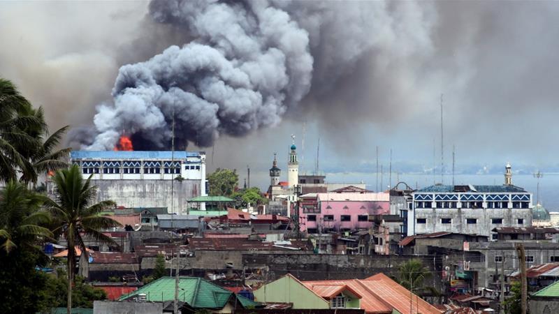Eye Witnesses: Hundreds Of Dead Bodies In Marawi