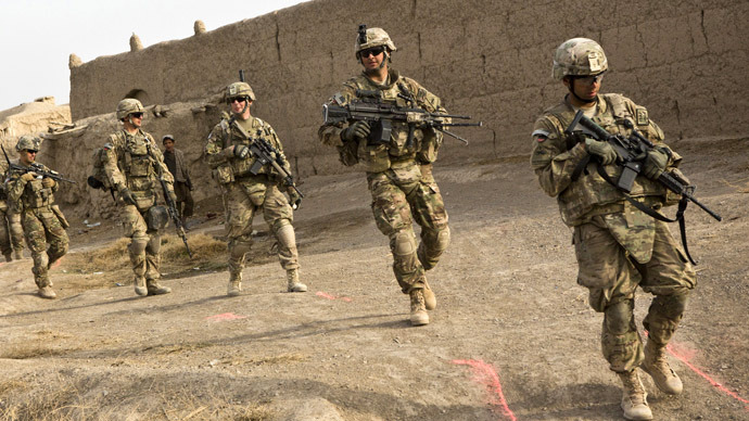 Seven US Soldiers Wounded As Result Of Insider Attack At Military Base In Northern Afghanistan