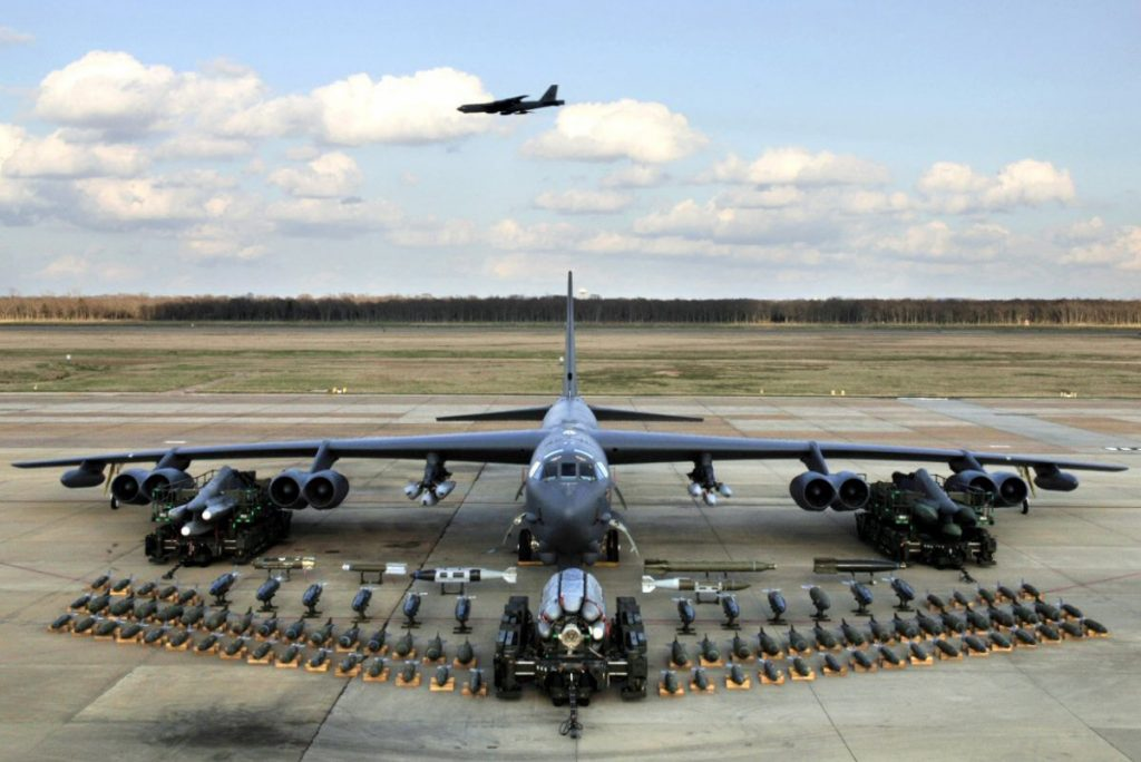US Military Deploying Nuclear-Capable B-52 Bombers To Europe