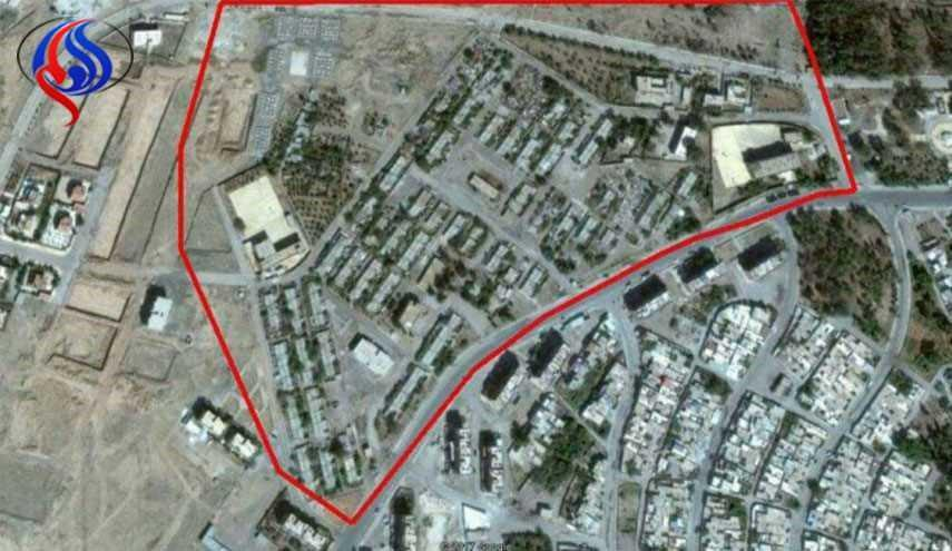 US Setting Up Military Facility In Tabqah Town In Syrian Province Of Raqqah