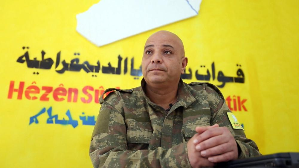 """SDF Spokesman Says Syrian Army Mounted Large-Scale Attacks """"Using Planes, Artillery, And Tanks"""" Against US-backed Forces Near Tabqah"""