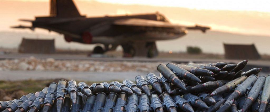 Any Aircraft of US-led Coalition Discovered West Of Euphrates River Will Be Followed By Russian Air And Ground Defenses As Targets