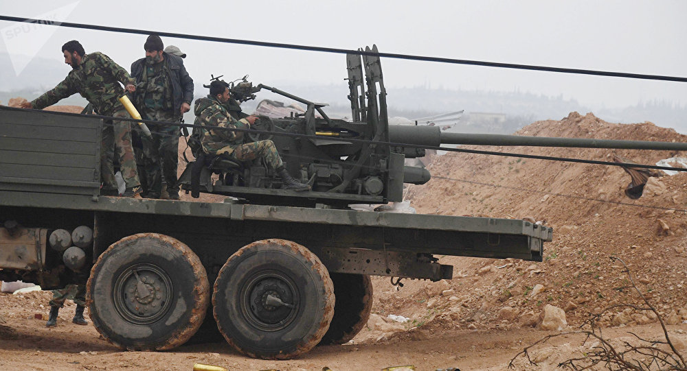 Syrian Army Opens Another Front Against ISIS, Advances From Ithriyah Towards Raqqah Province - Reports