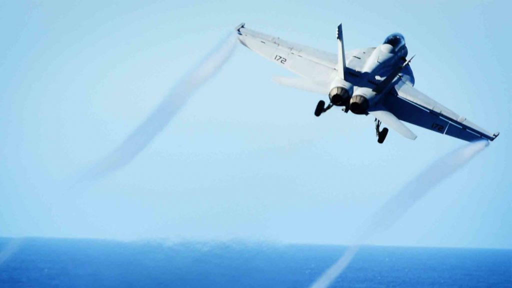 The Tabqa Su-22 Shoot-Down And Aftermath
