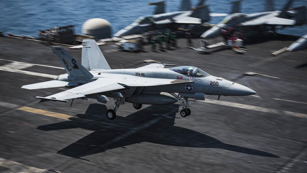 Syrian Su-22 Was Downed By US Warplane Despite Presence Of Russian Aircraft Western Raqqa - Media