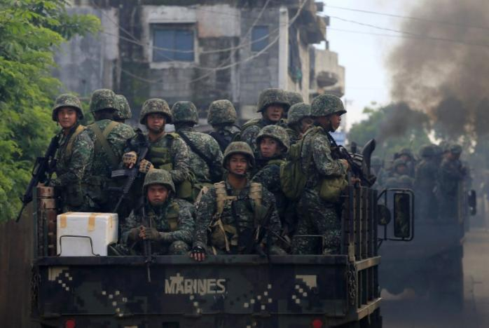 ISIS Claims 40 Filipino Soldiers, Officers Killed In Maguindanao Clashes