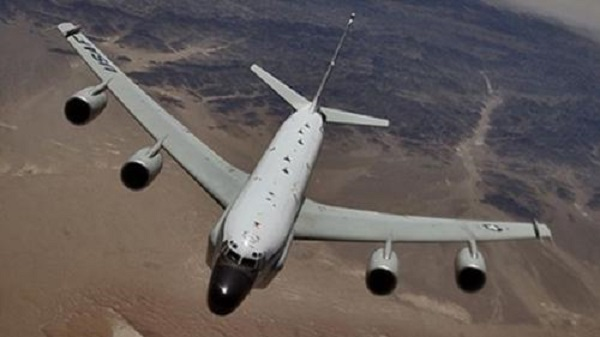 """Provocative"" Russian Jet Comes Within 5 Feet Of US Recon Aircraft"